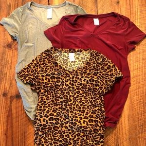 Time and Tru Maternity T-Shirts